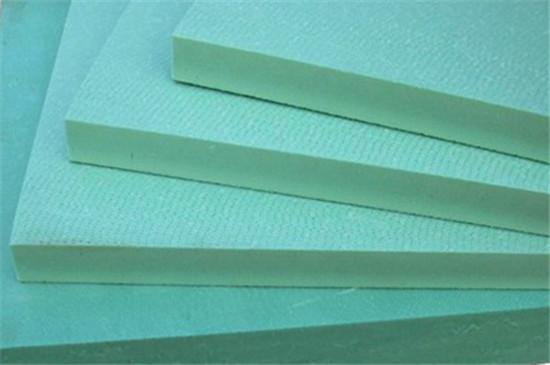 xps保温挤塑板生产